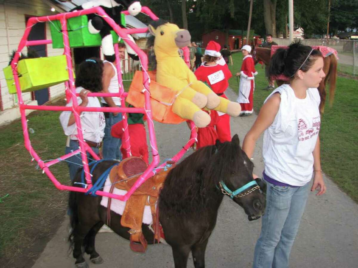 Were you Seen at the Altamont Fair?
