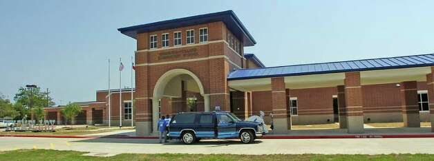 Thursday was the grand opening of the Beaumont Independent School District's new school, Charlton-Pollard Elementary, which replaces Dunbar and Ogden elementary schools.  Dave Ryan/The Enterprise Photo: Dave Ryan