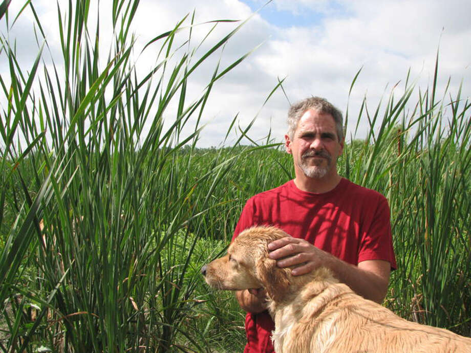 Prescott Frost, who lives parttime in Fairfield, on his cattle ranch in Bassett, Nebraska. Photo: Contributed Photo