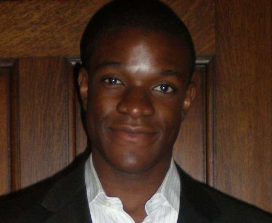 Kojo Minta attended Fort Bend ISD schools and graduated from Clements High. Photo: Family Photo