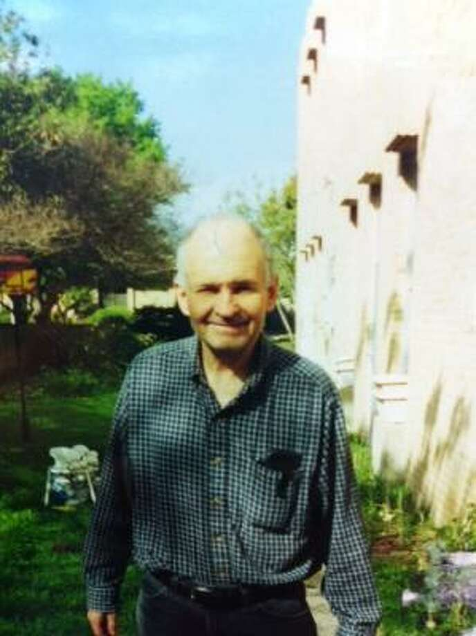 A photo of missing 72-year-old man James Baker. Photo: Houston Poice Department