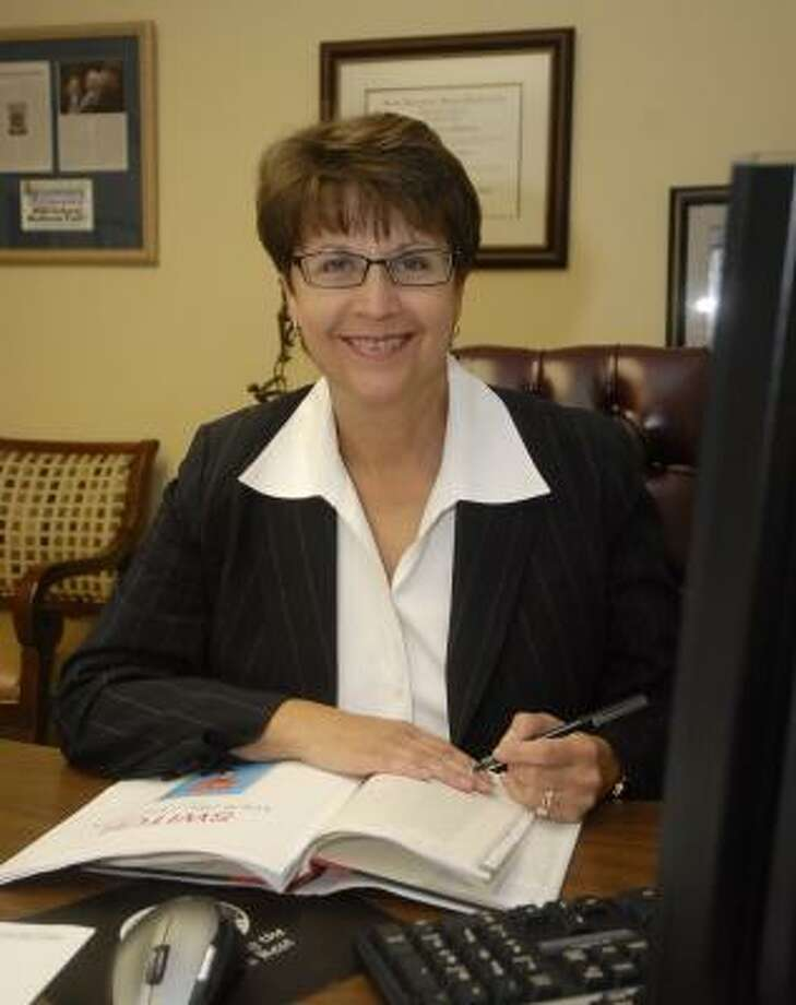 Wanda Bamberg is in the running for the state's Superintendent of the Year award. Photo: Tony Bullard, ALL