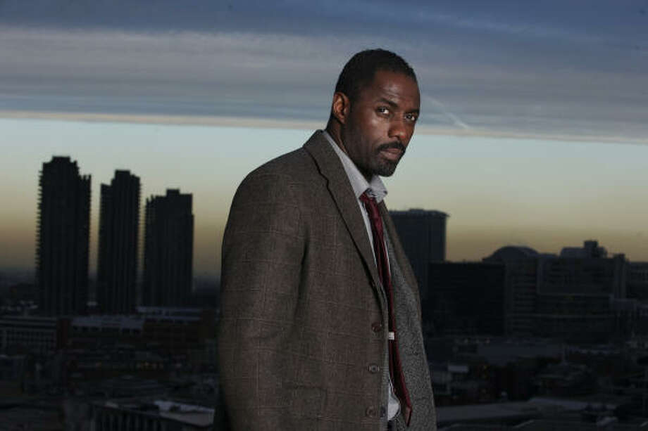 Idris Elba stars in Luther Photo: BBC America