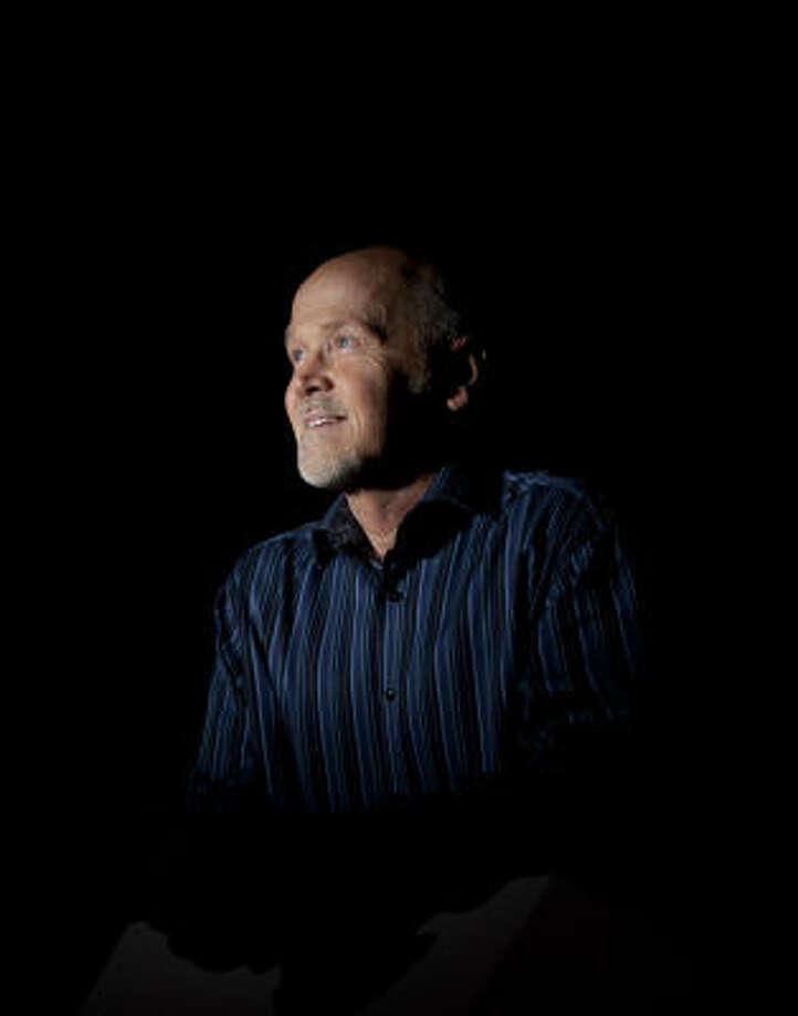 Wendell Burton, drama/entertainment director at Lakewood Church Photo: Thomas B. Shea