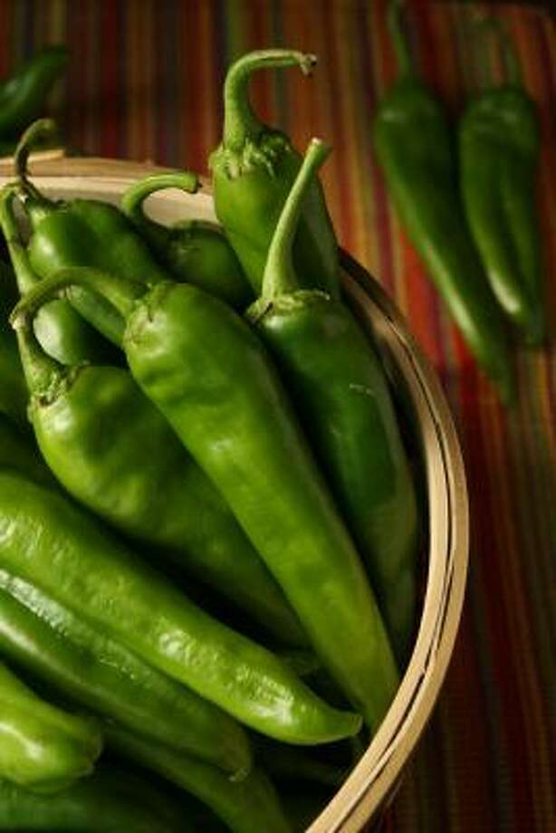 Hatch Chiles Photo: Chronicle File Photo