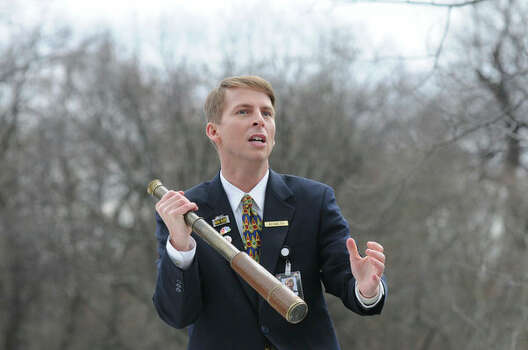 "30 ROCK -- ""Respawn"" Episode 523 -- Pictured: Jack McBrayer as Kenneth Parcell (Ali Goldstein / NBC) Photo: Ali Goldstein, AP Photo / © NBCUniversal, Inc."