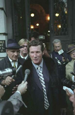 RICHARD GERE as Clifford Irving in ''The Hoax.'' The movie opened April 6, 2007.(Ken Regan/Miramax Films) Photo: AP Photo