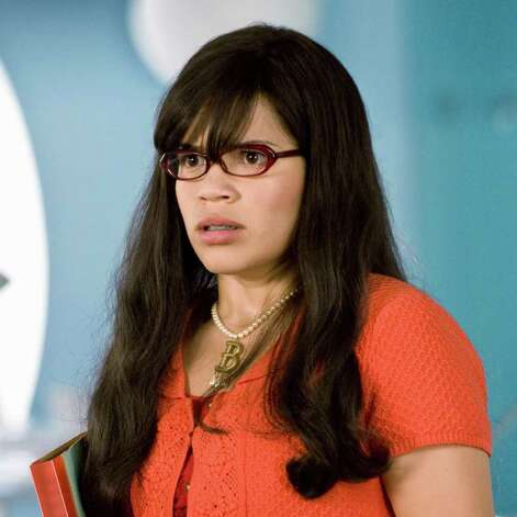 "In this image released by ABC, America Ferrera is shown as Betty Suarez in the comedy series  ""Ugly Betty."" Photo: DAVID GIESBRECHT, AP Photo / AP2009"