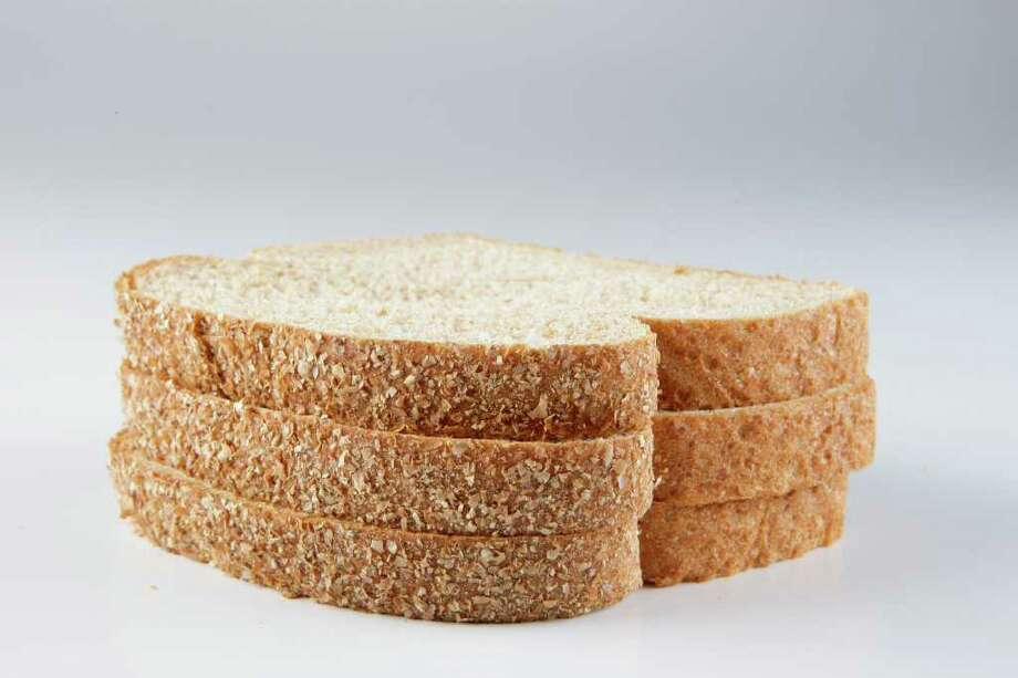 Slices of Mrs Baird's whole wheat bread shown Monday, Dec. 14, 2009, in Houston. ( Melissa Phillip / Chronicle )   for  Diane Cowen Photo: Melissa Phillip, Staff / Houston Chronicle