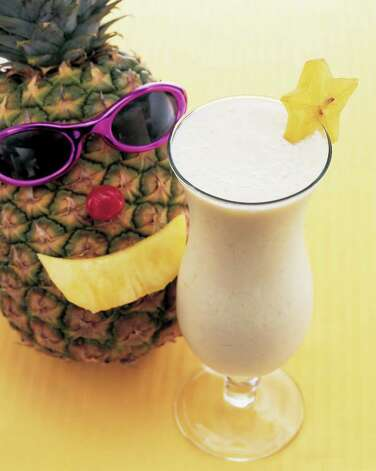 A Kiddie Coconut Milk Chiller Photo: AMERICAN DAIRY ASSOCIATION