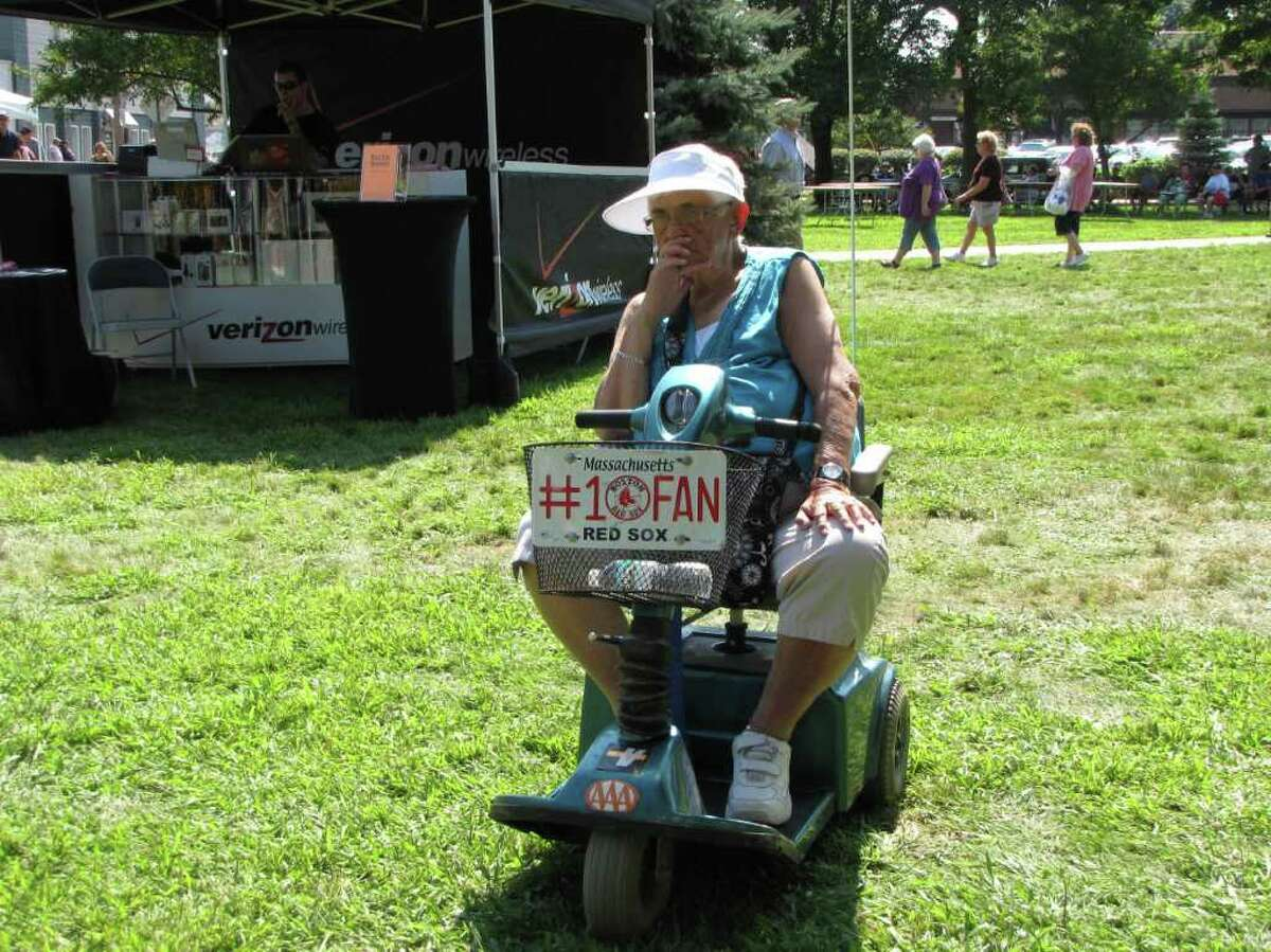 Were you seen at the Milford Oyster Festival on Saturday, August 20, 2011?