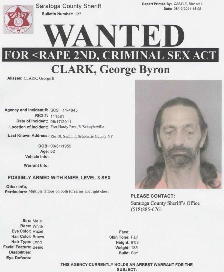 George Byron Clark (Saratoga County Sheriff's Office)