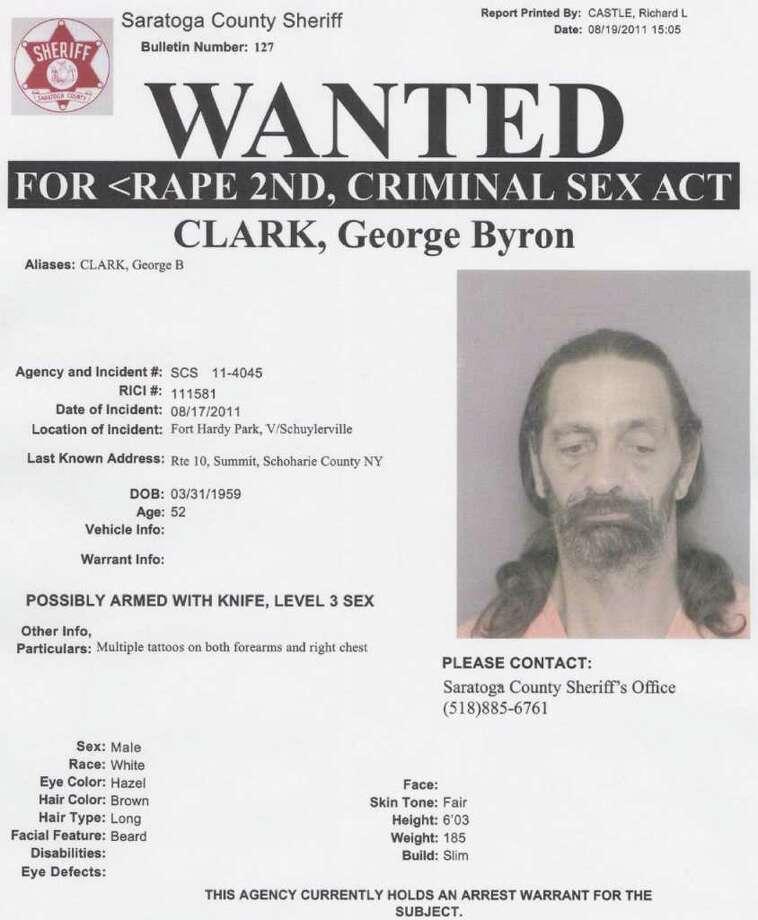 George Byron Clark (Saratoga County Sheriff's Office)