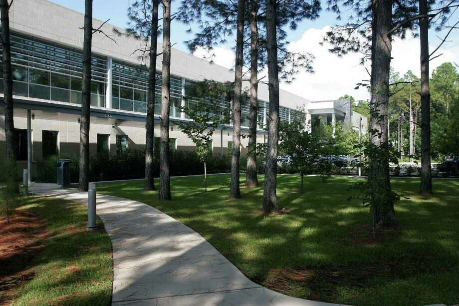 Cameron has purchased an 86,000 square foot building in Westway Park. Cameron purchased the 86,000 square foot, Class A office building from Baker Hughes Corporation, which acquired the former BJ Services headquarters as part of its acquisition of the company.  The building is adjacent to Cameron s existing 215,000 square foot building located at 4646 W. Sam Houston Parkway North, which is home to Cameron s Drilling & Production Systems. Photo: Wolff Cos.
