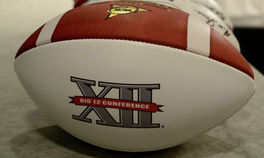 The Big 12 could become the first of the so-called football super conferences to implode. Photo: Matt Strasen, Associated Press