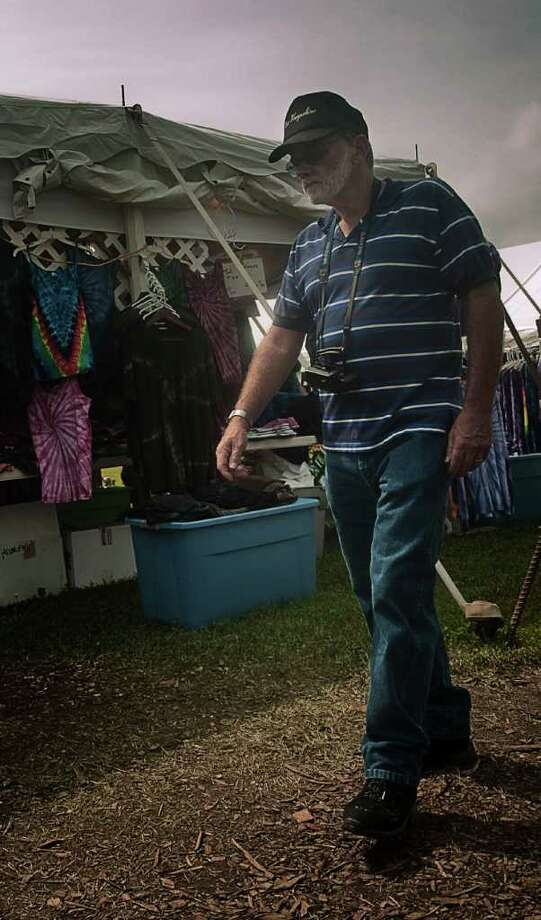 The Bridgewater Country Fair on August 21 was fun for all ages. Photo: Mike Macklem / Hearst Connecticut Media Group