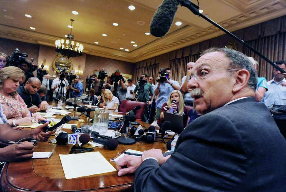 A&M president R. Bowen Loftin has the go-ahead  from the university's regents to take whatever action necessary on the  alignment front. Photo: Dave McDermand, Associated Press / Bryan College Station Eagle