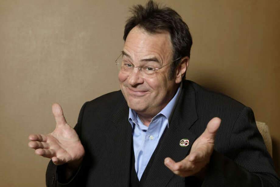 Not only does Dan Aykroyd have heterochromia, a condition which causes an individual to have two different eye colors, he has also showed off his webbed toes on numerous occasions. Photo: Sarah Hummert, AP