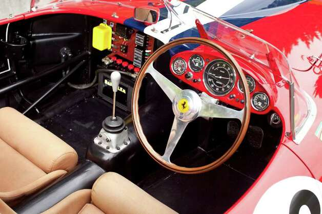 FILE — The 1957 Ferrari Testa Rossa became the most expensive car sold at auction, fetching $16.4 million at Gooding & Co. on Aug. 20, 2011. Photo: Pawel Litwinski © 2011 Courtesy Of Gooding & Company