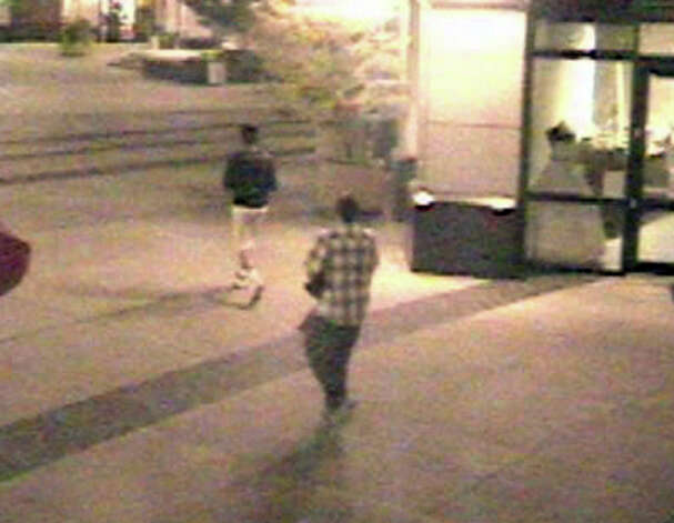 Wanted suspects in the Aug. 3 attack on Matt Hale, a Belltown condominium concierge. Anyone with information is asked to call Seattle police at (206) 684-5535. Photo: Seattle Police Department