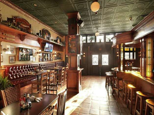 The Dog & Bee British pub in Beeville. Photo: COURTESY PHOTO / courtesy of David Massey Photography