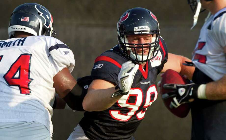 DE J.J. Watt