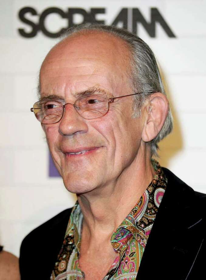 In 1988, actor and Stamford native Christopher Lloyd was busy playing the bad guy Judge Doom in 'Who Framed Roger Rabbit.' Photo: Frazer Harrison, Wire Photo / 2010 Getty Images