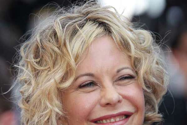Actress Meg Ryan, born in Fairfield.