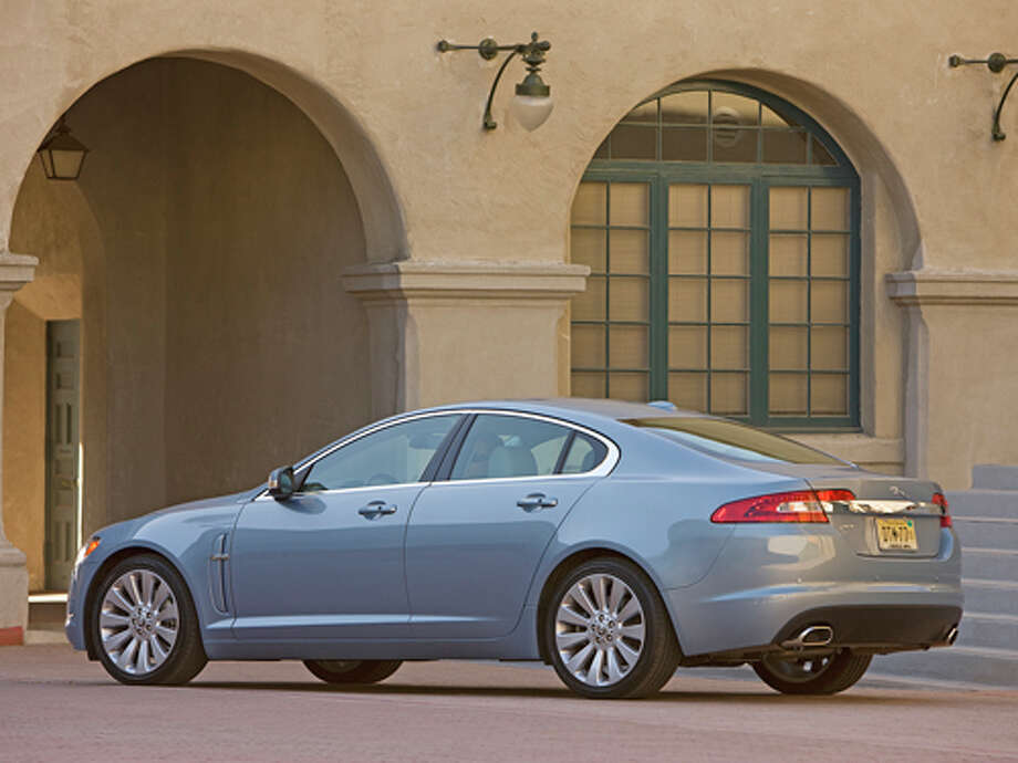 2011 Jaguar XF S/C (photo by David Dewhurst, courtesy of Ford Motor Company) Photo: David Dewhurst / Copyrigh 2007 Dewhurst Photography All Rights reserved
