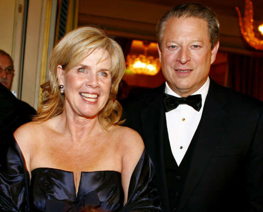 Who:Al Gore and Tipper Gore  Married for: 40 years Photo: JOHANNESSEN, SARA, AFP/Getty Images