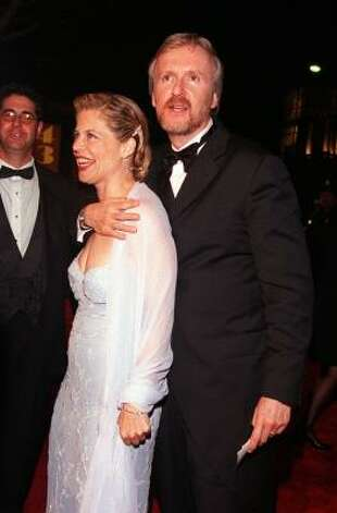 Who: James Cameron and Linda Hamilton