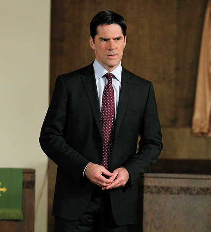 "Thomas Gibson (""Criminal Minds"") wasn't born in San Antonio but lives here with his family. /"