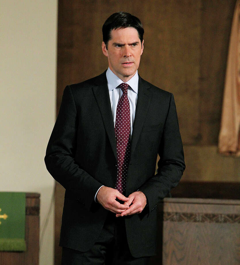 Thomas Gibson, who recently signed a new contract, says he's excited about the storyline in season seven. CBS /