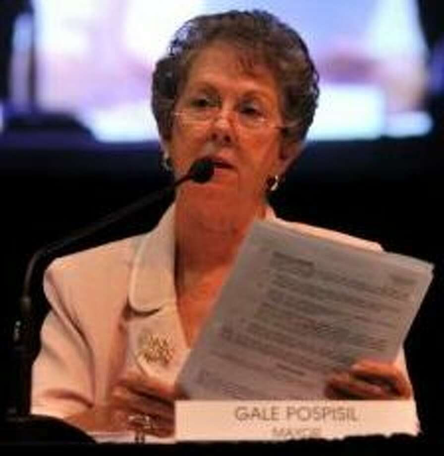 New Braunfels Mayor Gail Pospisil Photo: Express-News File Photo