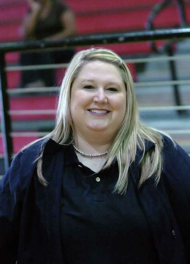 Atascocita head volleyball coach Lori Smith Photo: Eddy Matchette, Freelance / freelance