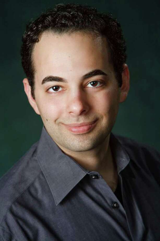 Pearland playwright Aaron Alon Photo: Lee Ray