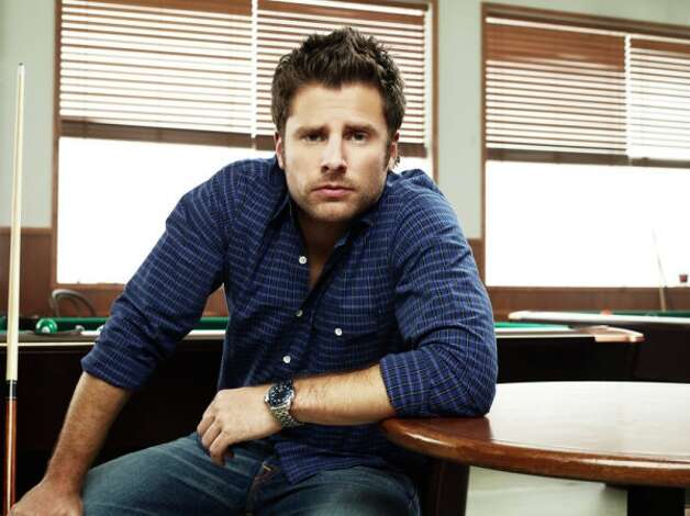 "James Roday of ""Psych"" is a native of San Antonio."