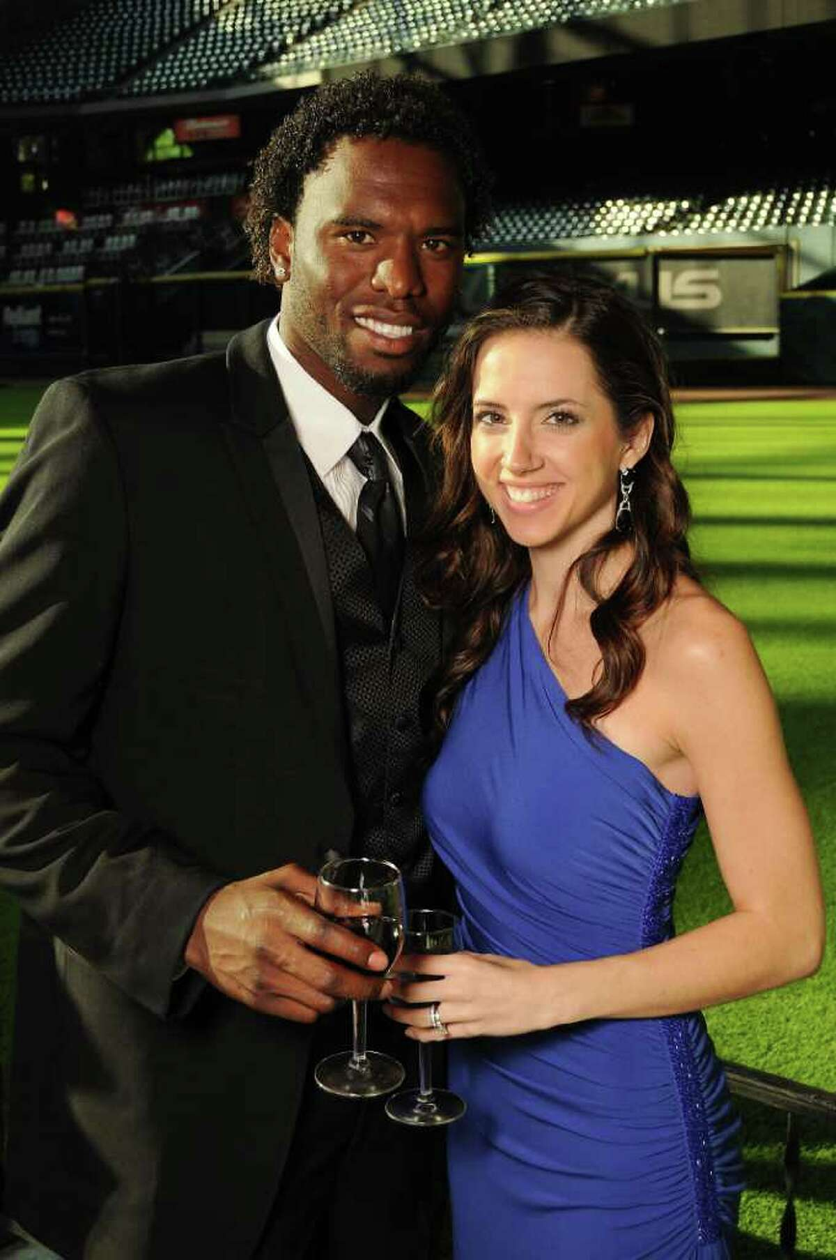 Henry Sosa and his wife Leslie