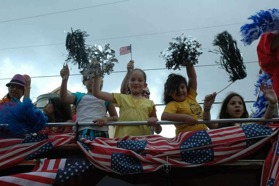 16 de Septiembre Parade & Festival Photo: Courtesy 16 De Septiembre Parade