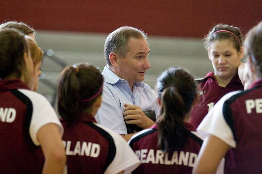 Pearland coach John Turner invited an expanded field of 84 teams to this year's Pearland Classic. Photo: Kenzie DelaTorre, For The Chronicle