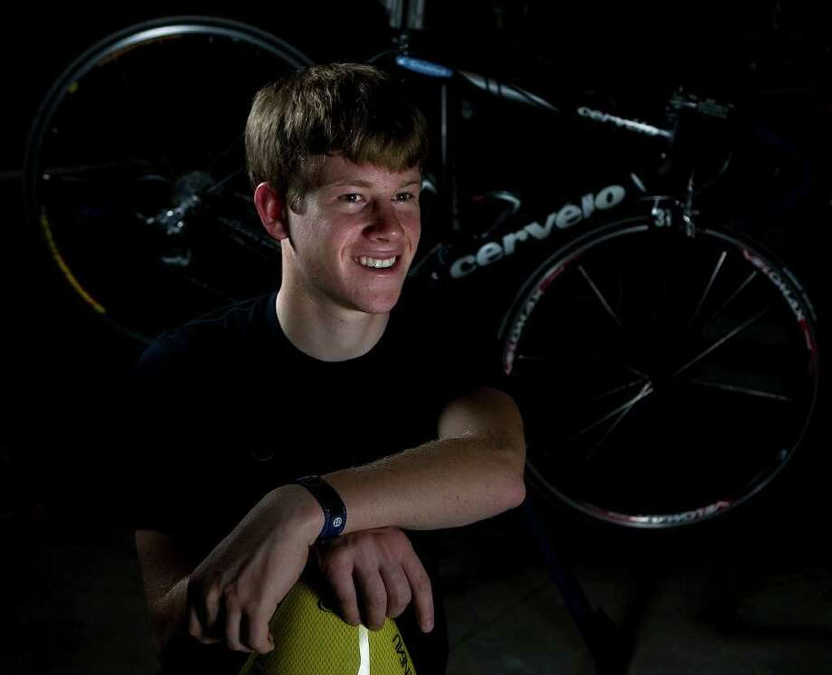 Houston's Lawson Craddock won the eighth stage of the Tour de Guadeloupe. Photo: James Nielsen, Houston Chronicle / Houston Chronicle