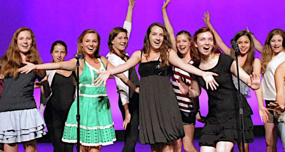 Students of the Performing Arts Conservatory of New Canaan perform. Photo: Contributed Photo