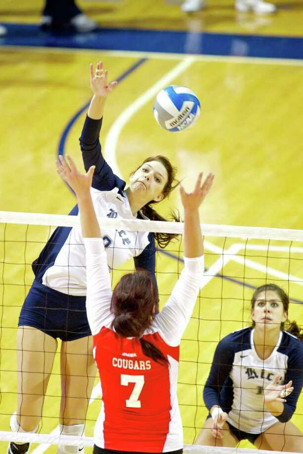 Nancy Cole, Rice volleyball Photo: Handout