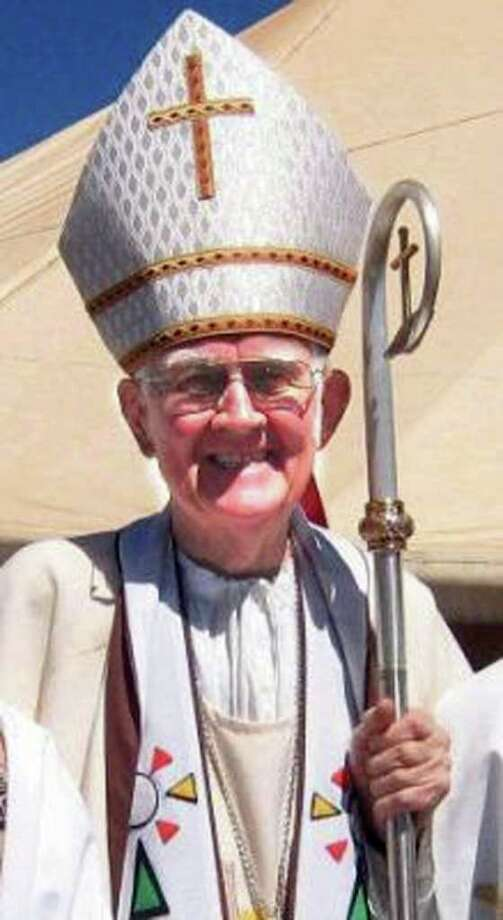 Bishop Paul Francis Duffy was one of the first four missionaries sent to Zambia by the Missionary Oblates of Mary Immaculate in 1984, and his advocacy for the poor there brought threats that didn't deter him. Duffy was ordained the first bishop of the Mongu Diocese in 1997, and he'll be buried in the Zambian city. Photo: Courtesy Photo