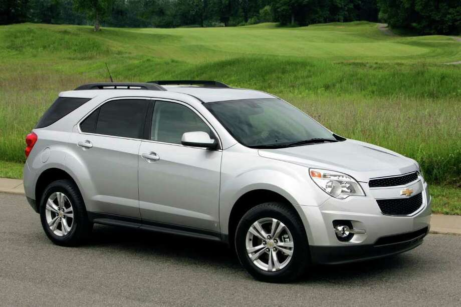 3. Chevrolet Equinox. Photo: GM, HO