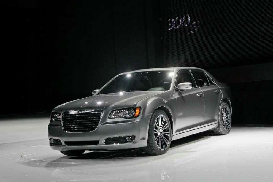 6. Chrysler 300 S. Photo: Mary Altaffer, STF