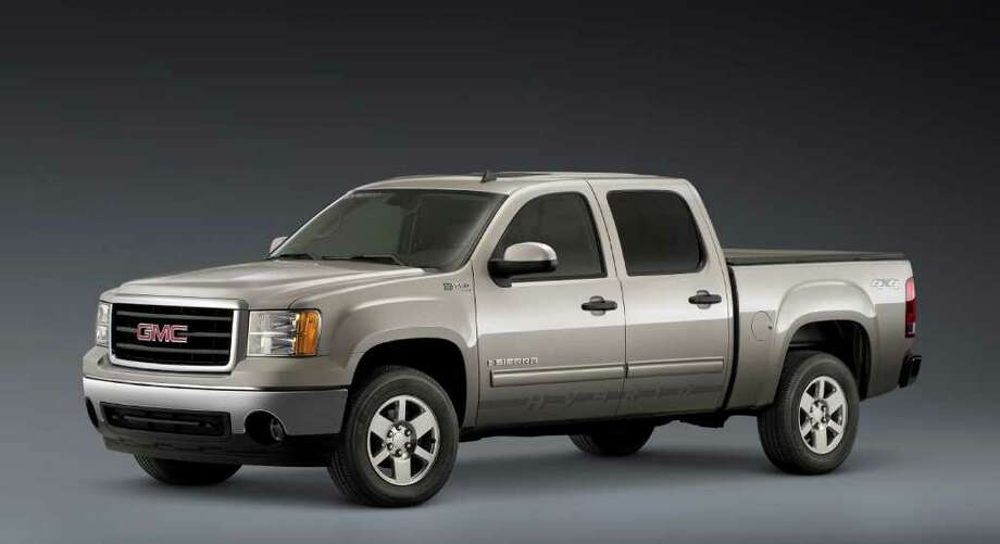 5. GMC Sierra. Photo: Anonymous, HO / AP2008