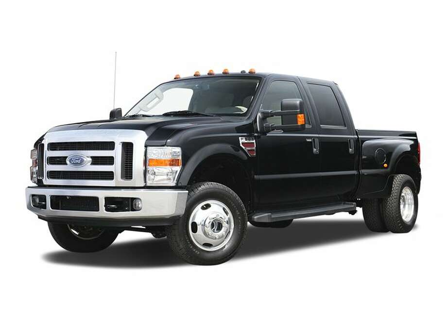 7. Ford F-350.
