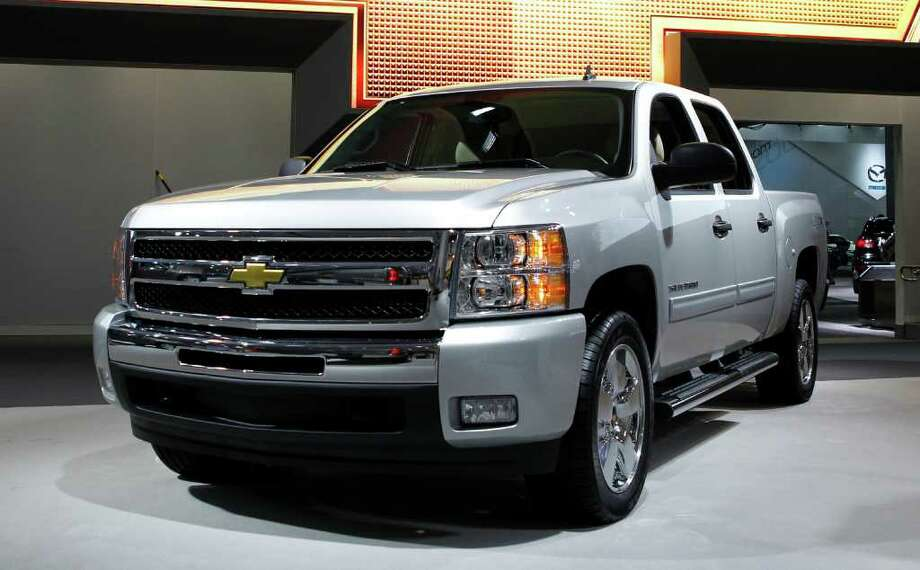 3. Chevrolet Silverado. Photo: Paul Sancya, STF / AP