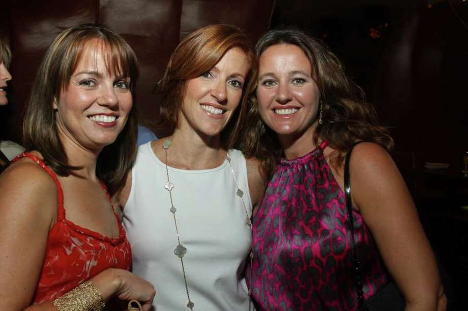 Jenny Moore, Christine Hoffer and Anne-Laure Stephens  Photo: Gary Fountain, For The Chronicle / Copyright 2011 Gary Fountain Telephone:  281-531-0260